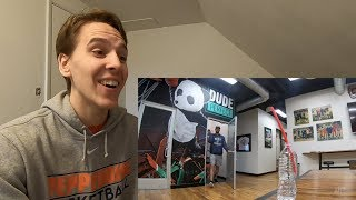 Real Life Trick Shots 3 | Dude Perfect REACTION