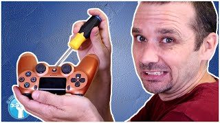 I Paid $25 for a BROKEN PS4 Controller - Copper Edition - No Power