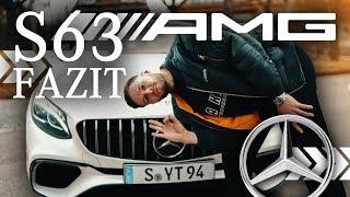 MEIN FAZIT zum Mercedes S63 AMG Coupé | inscopelifestyle
