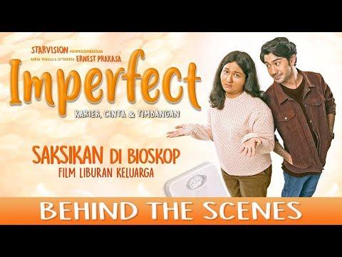 Imperfect Karier Cinta Timbangan Official Behind The