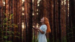 Фотосессия в лесу | Съемка фильма. Мой опыт