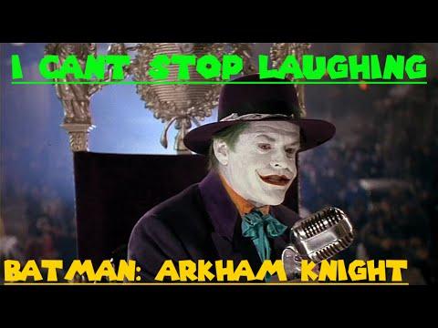 Batman: Arkham Knight, Joker karaoke