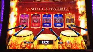 ★NEW ! DANCING DRUMS EXPLOSION ! GOLD DRUM BONUS !! ★Dancing Drums Explosion Slot (SG) Live Play☆彡栗