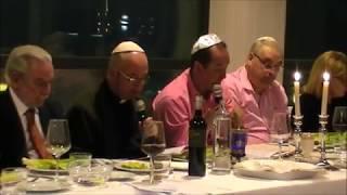 Celebración del Haggadá Shel Pesaj - Relato de la Pascua (2018)