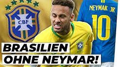 Neymar bei Brasilien unnötig? Das ist die Lösung! |Analyse