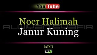 Karaoke Noer Halimah - Janur Kuning (xDJ)