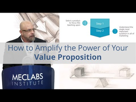 How to Amplify the Power of Your Value Proposition