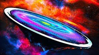 物理學家說我們現在可能生活在二維宇宙中