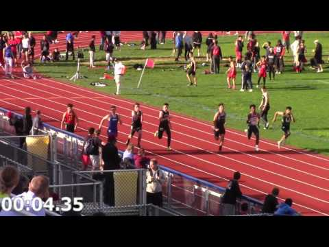 2016-05-12 UE Conference Boys FrSo 100m