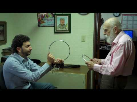 James Randi & Massimo Polidoro - Linking Ring Trick