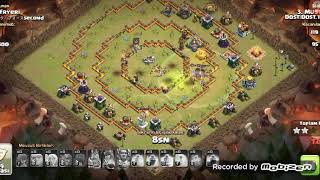 CLASH OF CLANS KS LİGİ SAVAŞLARI 2