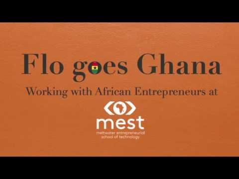 FLO GOES GHANA - EPISODE 1: Pre-Travel Expectations & some Background