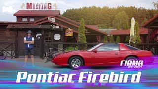 ОВЦА В ВОЛЧЬЕЙ ШКУРЕ.Pontiac Firebird 1990.Пони или масл?
