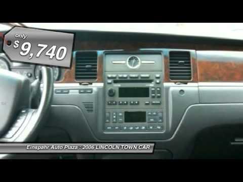 2006 Lincoln Town Car Brookings Sd E5039a Youtube