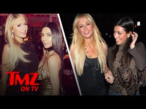 Download Kim Kardashian & Paris Hilton Reunite For The Holidays | TMZ TV