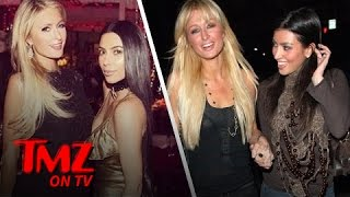 Kim Kardashian & Paris Hilton Reunite For The Holidays | TMZ TV