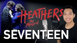 Seventeen (JD Part Only - Instrumental) - Heathers The Musical