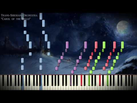 [Synthesia Piano] Trans-Siberian Orchestra -