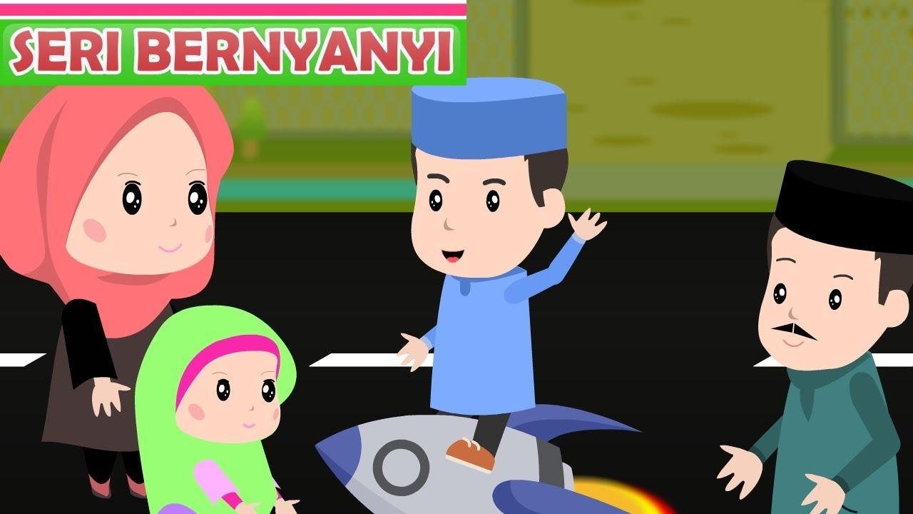 Ramadhan Tiba Cover by Jamal Laeli