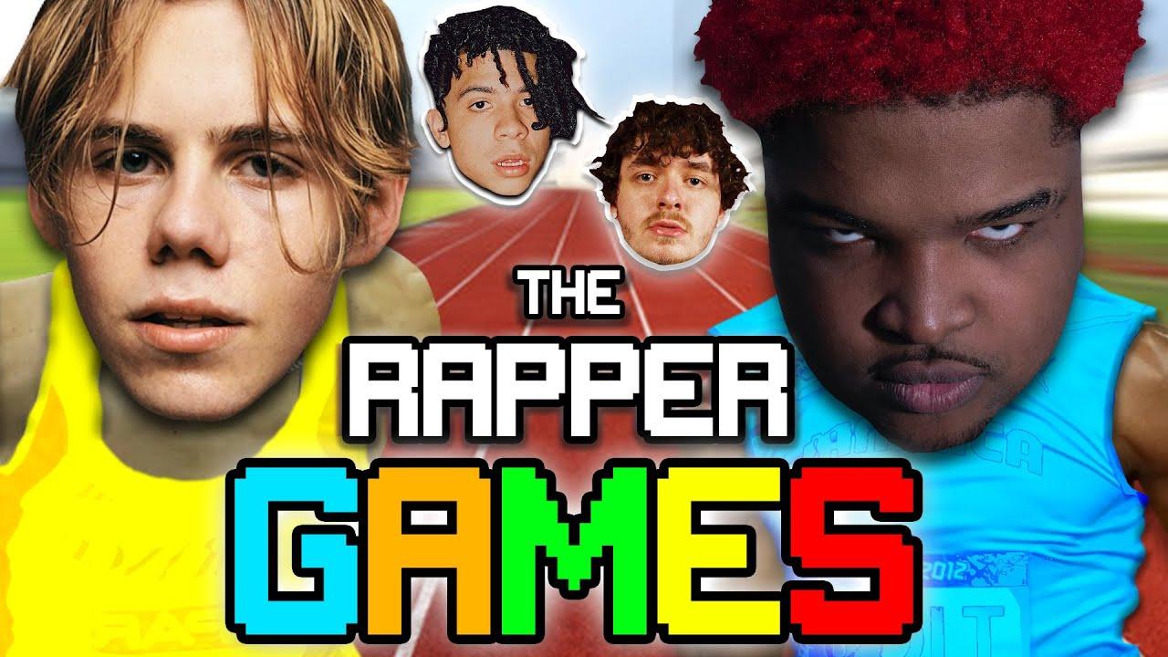 THE RAPPER GAMES (feat. The Kid LAROI, Mario Judah, Iann Dior & Jack Harlow)
