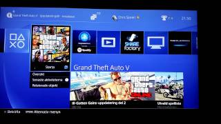 Gta 5 install PS4 fix (disc)