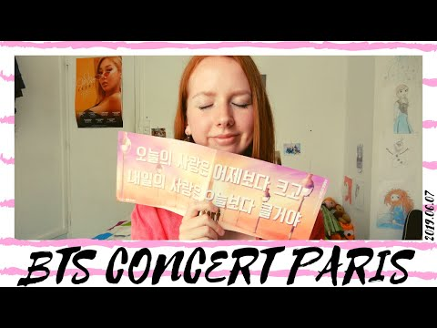 Reacting to my BTS concert videos (07.06.2019 @stadedefrance) (part2)