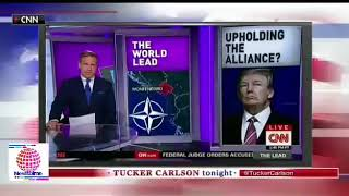 Trump to tucker :Montenegro's aggressive people could start world war 3