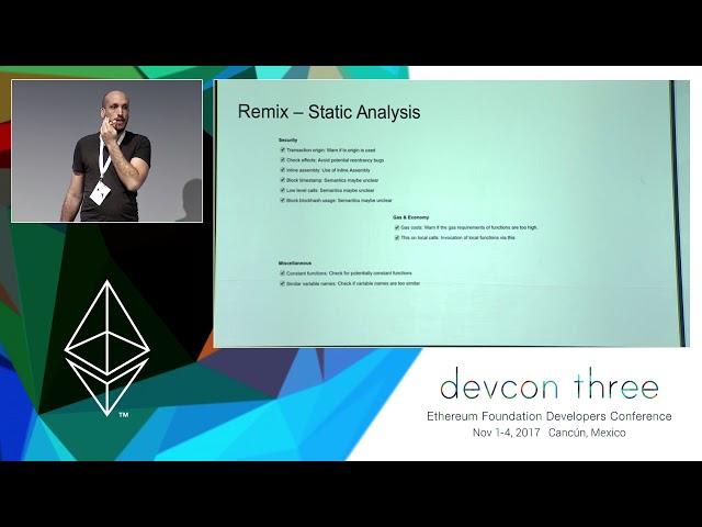 Dapp Development using Remix, Mist, and Geth