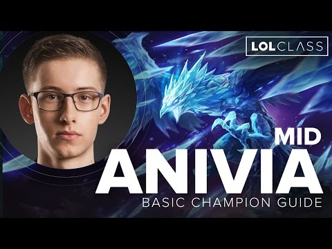 Anivia Mid Preseason 6 Champion guide with TSM Bjergsen | League of Legends
