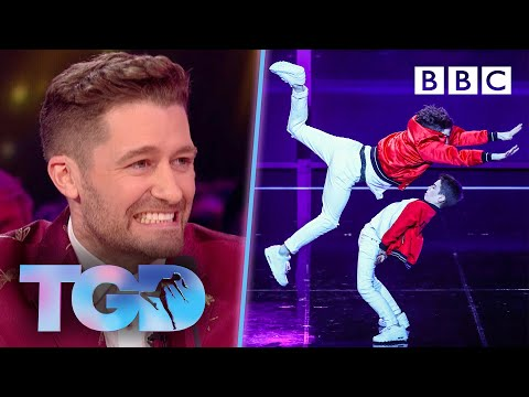 Matthew on edge over James & Oliver - The Greatest Dancer | LIVE