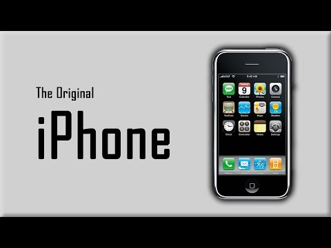 The Original iPhone  Changing an Industry