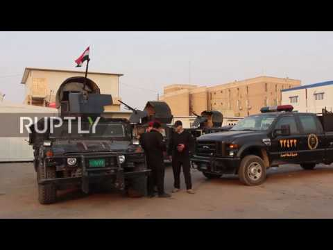 Iraq: Army on the streets to apply Basra curfew after violent protests