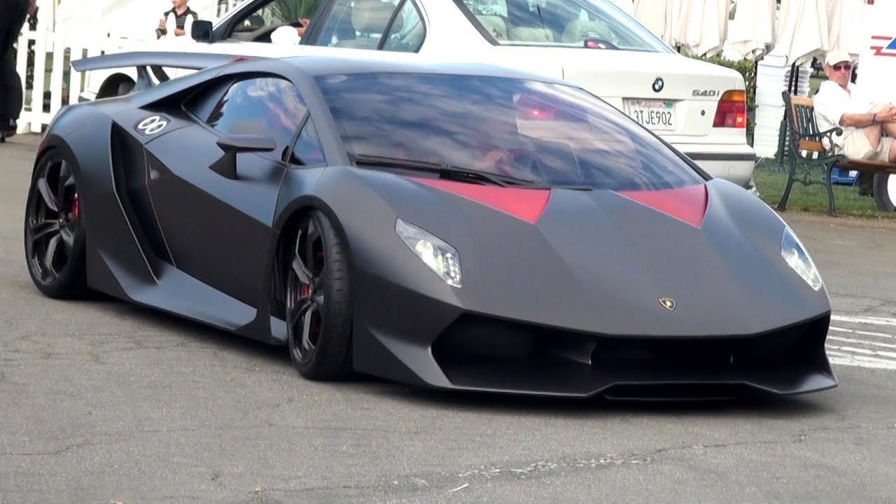 Lamborghini Sesto Elemento Fast Lap On Nurburgring Youtube