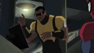 Marvel's Ultimate Spider-Man Season 2, Ep. 19 - Clip 1