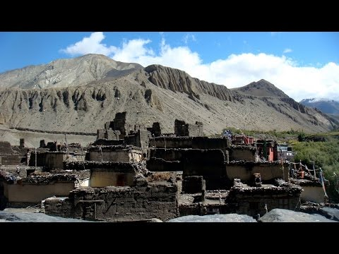 Lo-manthang Guided Tour [Full HD] - Tour around Wall City of Hidden Kingdom -  Upper Mustang Tour