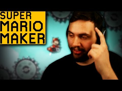 PERFECTLY CALCULATED - Super Mario Maker (Expert 100 Man)