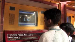 Sugata Mitra & The Hole In the Wall - 2013 TED Prize winner