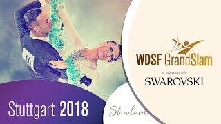 ITV w Nikitin - Miliutina, RUS | 2018 GS STD Stuttgart | DanceSport Total