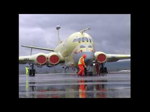 Nimrod MRA4 FIRST FLIGHT PA01
