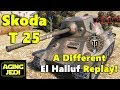World Of Tanks Skoda T 25 The Alternative El Halluf