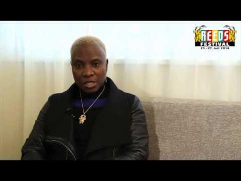 Interview mit Angélique Kidjo