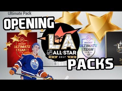 OPENING ALL 7 LIGHTNING ROUND PACKS | 5 ALL STAR PULLS!!!