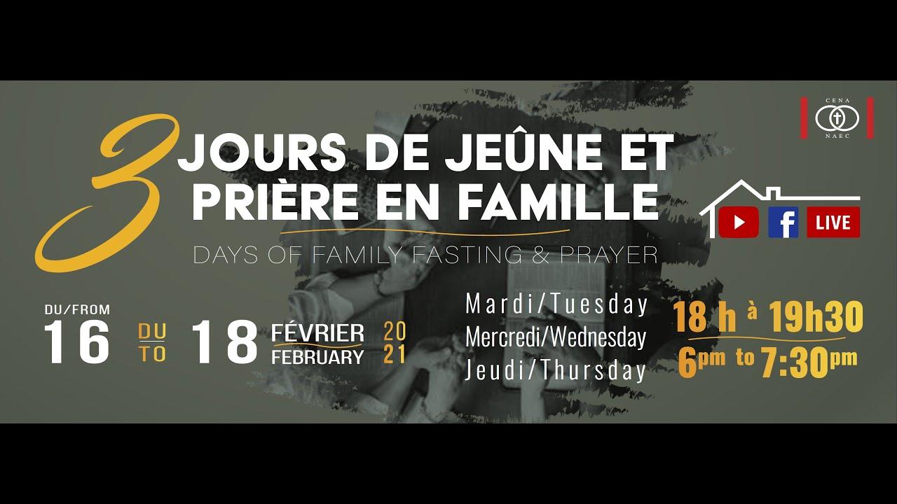 La prière en famille change les complots en faveur divine / Fr. Israël Mufuta / CENA-EN-PRIÈRE