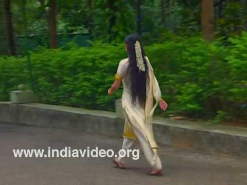 Girl in Churidar