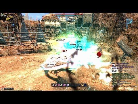Mabinogi Heroes [KR] Vindictus: Miri Gameplay Level 33
