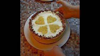 ТОРТ НА ДЕНЬ ВЛЮБЛЕННЫХ / Cake for lovers day