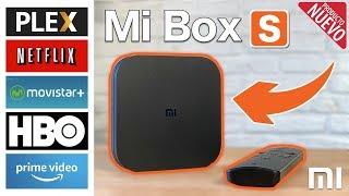 📺 TV BOX XIAOMI Mi BOX S - Review  | JMramirez