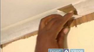 How To Paint A Room : How To Use Painters Tape