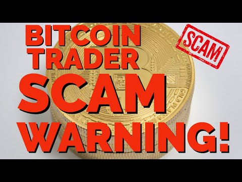 Bitcoin Trader Global Scam | MASSIVE SCAM