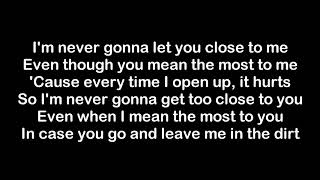 Too Good At Goodbyes - Sam Smith (Lyrics)